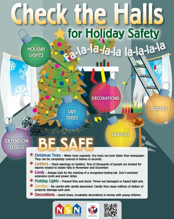 Tips For A Safe Holiday Season Avoid Decorating Injuries